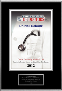 Neil R Schultz, MD is a Castle Connolly Top Doctor for 2012
