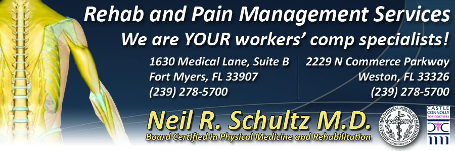 We are YOUR Workers Comp Doctor!
